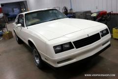1985 Chevrolet Monte Carlo SS GB