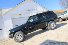 1999 Jeep Cherokee CA