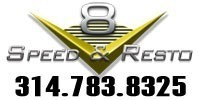 Contact the V8 Speed & Resto Shop Today!