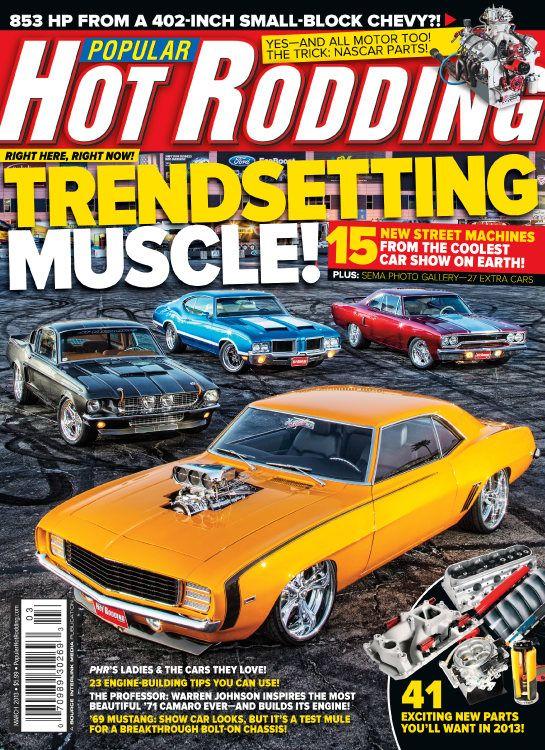 Popular Hot Rodding March 2013