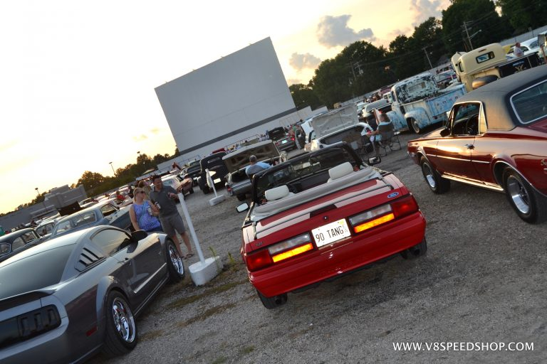 2018 V8TV Drive In Cruise Photos