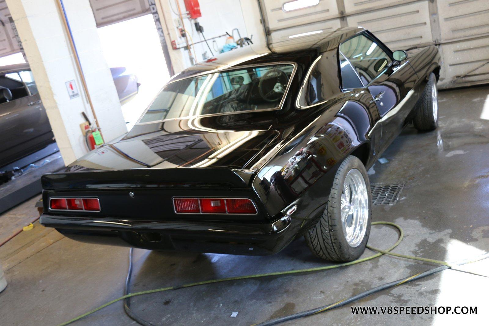 1969 Chevrolet Camaro Sheetmetal, Bodywork, and Paint Photo Gallery