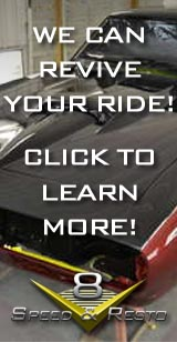 Contact the V8 Speed and Resto Shop
