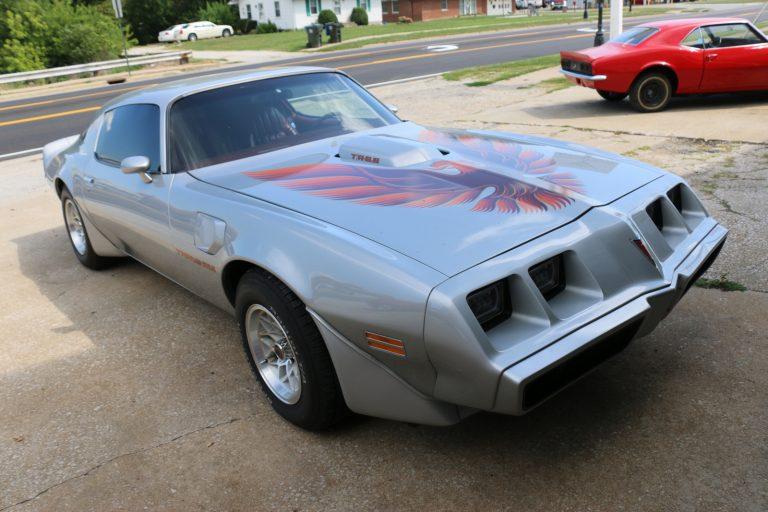 1979 Pontiac Trans Am Performance Upgrades at V8 Speed and Resto Shop