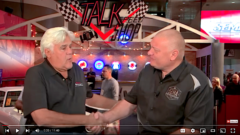 2017 SEMA Central Interviews Hosted by Kevin Oeste