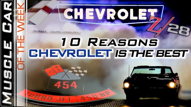 Chevrolet Muscle Car Parts – Muscle Car Of The Week Video Episode 331