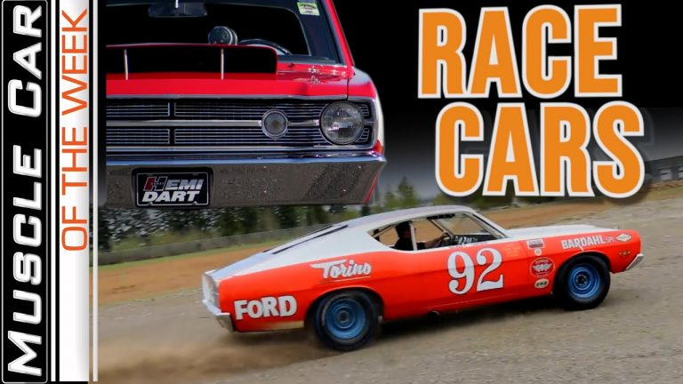 Factory Built And Backed Racers – Muscle Car Of The Week Episode 367