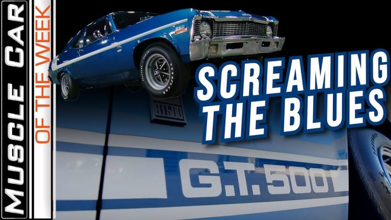 Best Of The Blues – Muscle Car Of The Week Video Episode 343
