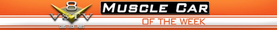Muscle Car Of The Week Logo