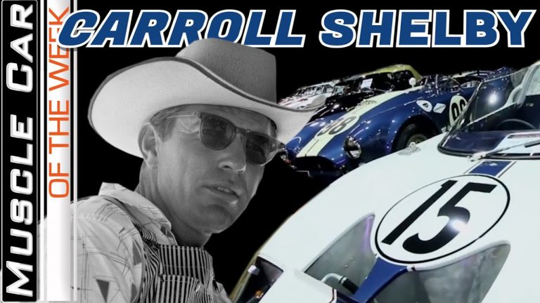 Shelby American Documentary – Muscle Car Of The Week Video Episode 339