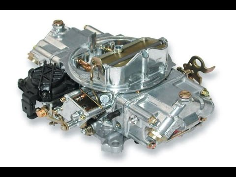 Holley Carburetor Tuning How To Video V8TV – From The Archives