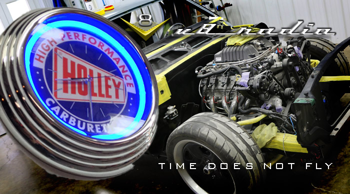 V8 Radio Podcast - What the heck is taking so long?