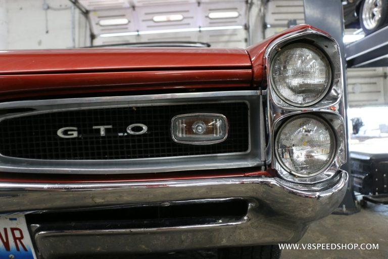 1966 Pontiac GTO Tri-Power Dyno Tune
