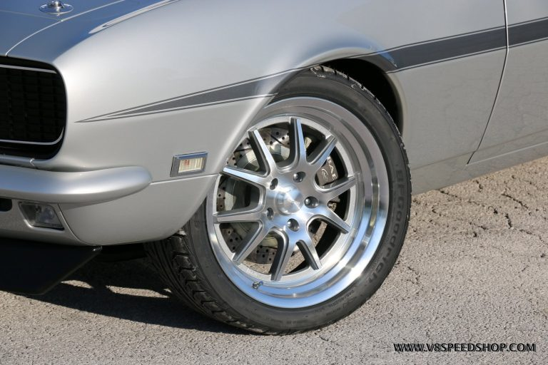 Measuring, Mounting, Balancing, and Aligning Custom Wheels and Tires