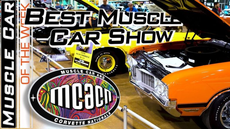 2019 MCACN Preview – Muscle Car Of The Week Video Episode 329