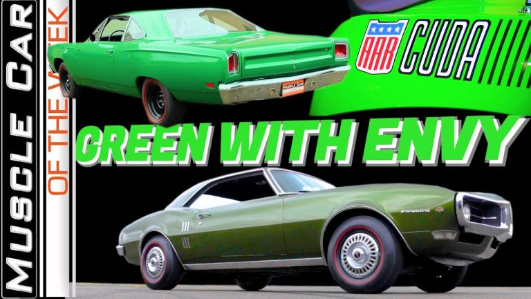 Greens | Muscle Car Of The Week Episode 365