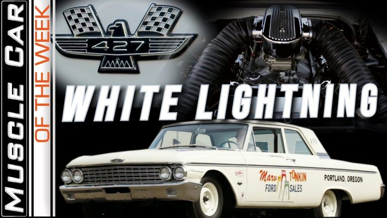Ford Factory Lightweight Muscle Cars – Muscle Car Of The Week Video Episode 344